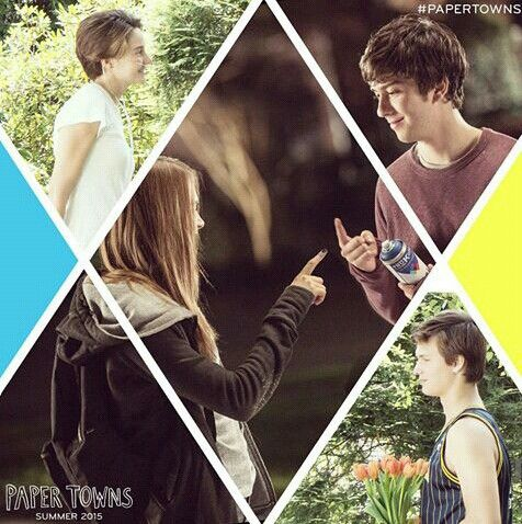 Paper towns ft The fault in our stars