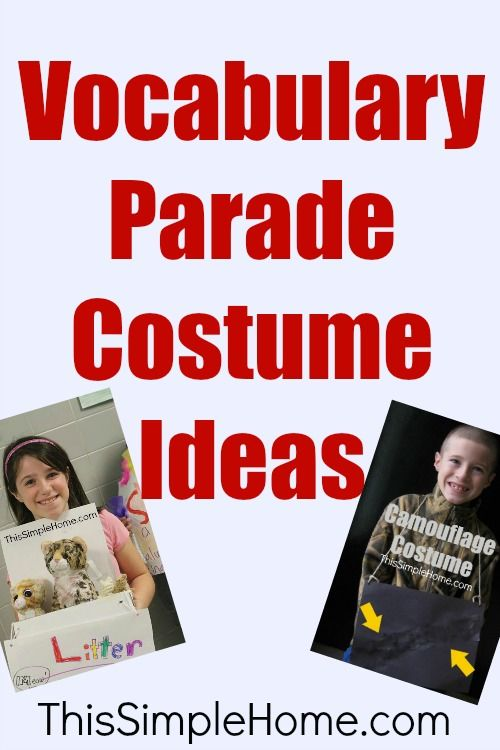 Fourth Grade Halloween Costumes Boys