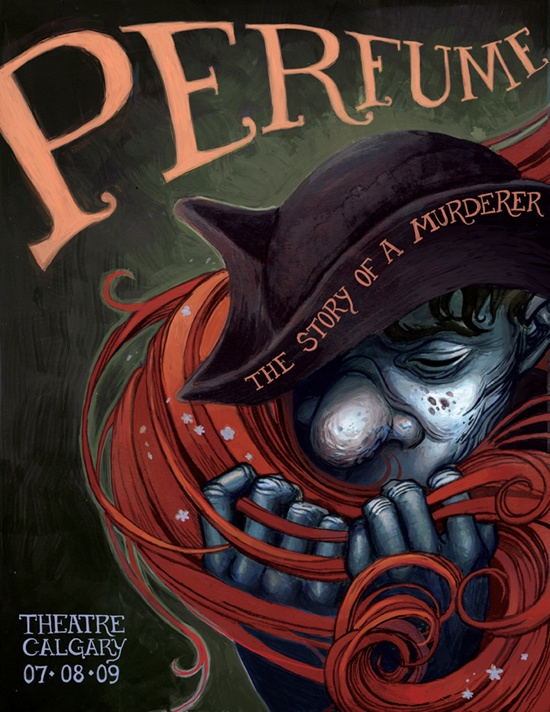 Creative Theater & Performing Art Poster Designs