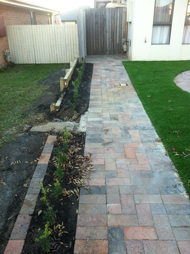 J p b paving and landscaping canberra for Garden design ideas canberra