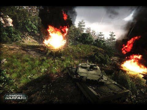 Бесплатные игры онлайн танки - Armored Warfare PVE режим