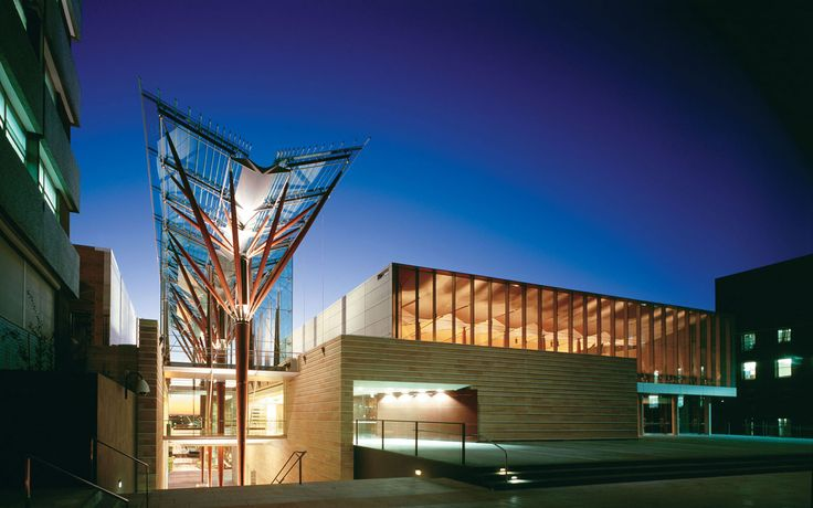 The Scientia on UNSW Campus in Sydney by Francis-Jones Morehen Thorp (FJMT)