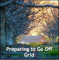 Thousands of people dream of going off the grid, living in some idyllic cabin in the woods by streams, oceanfront, or nestled in the mountains. It makes for a lovely picture but the reality of preparing to go off grid requires considerable research, forethought, planning, and organization. Of course, to go 'off grid' means different … … Continue reading →