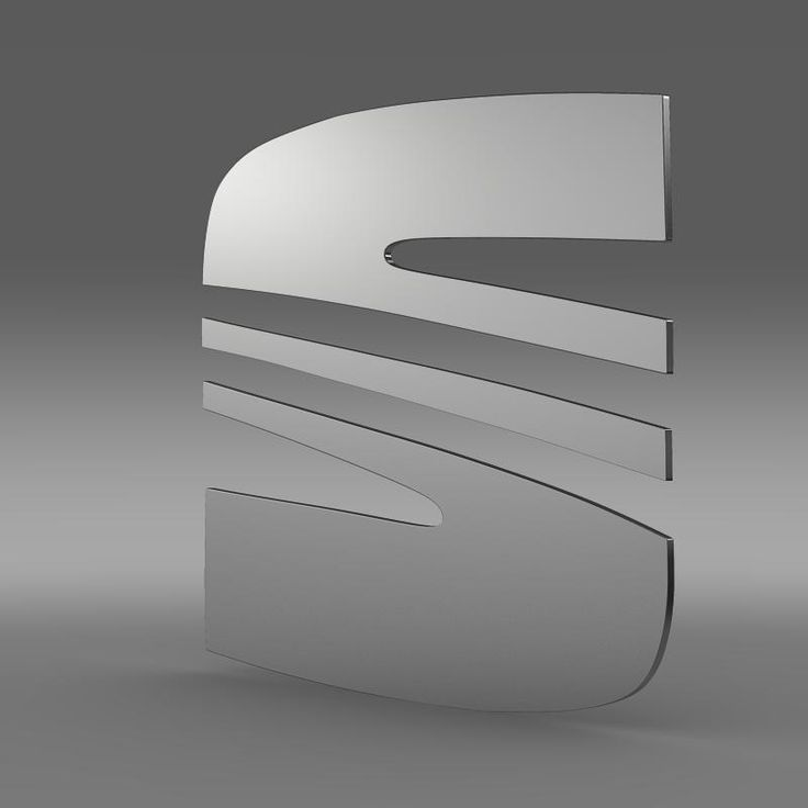 Seat Logo 3D Model- SEAT, S.A. (English pronunciation: /ˈseɪ.æt/ say-at, Spanish: [ˈse.at]) is a Spanish automobile manufacturer founded on May 9, 1950 by the Instituto Nacional de Industria (INI), a state-owned industrial holding company.    It is currently a wholly owned subsidiary of the German Volkswagen Group, as a member of the now-defunct Audi Brand Group, together with Audi and Lamborghini, and marketed as a car maker with a youthful sporty profile. Within the Volkswagen Group and…