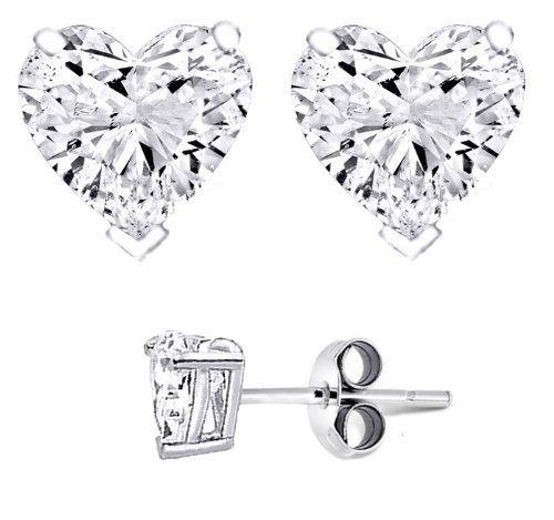 Ladies silver stud earrings hypoallergenic - solid silver stud earrings tutorial