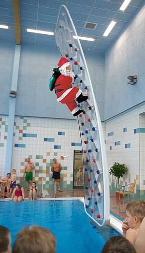 33 Best Images About Aquaclimb Poolside Climbing Walls In Action On Pinterest Cheer Pools And