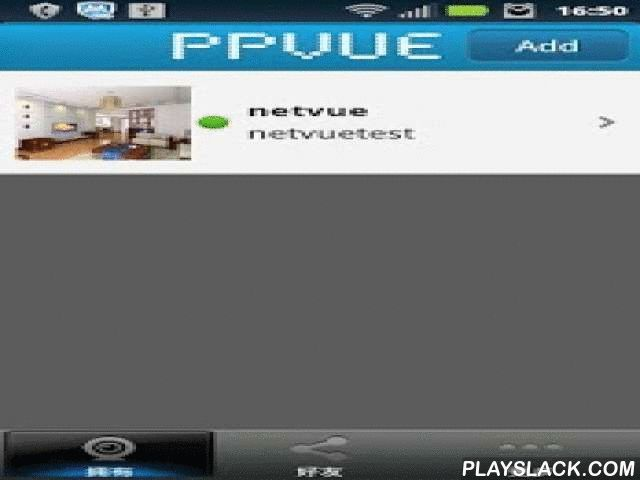 Ppvue  Android App - playslack.com ,  PPVUE is the operating platform for the smart home products from PPVUE brand. PPVUE is a software company with hardware expertise. We are dedicated to the development and promotion of cloud-based smart home products. With our world-class hardware and software development team, we provide customers all around the world with a complete solution for mobile internet-based smart home hardware products. PPVUE will continue to introduce new smart home products…