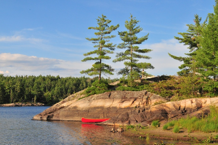 French River Provincial park - Canoe Trip