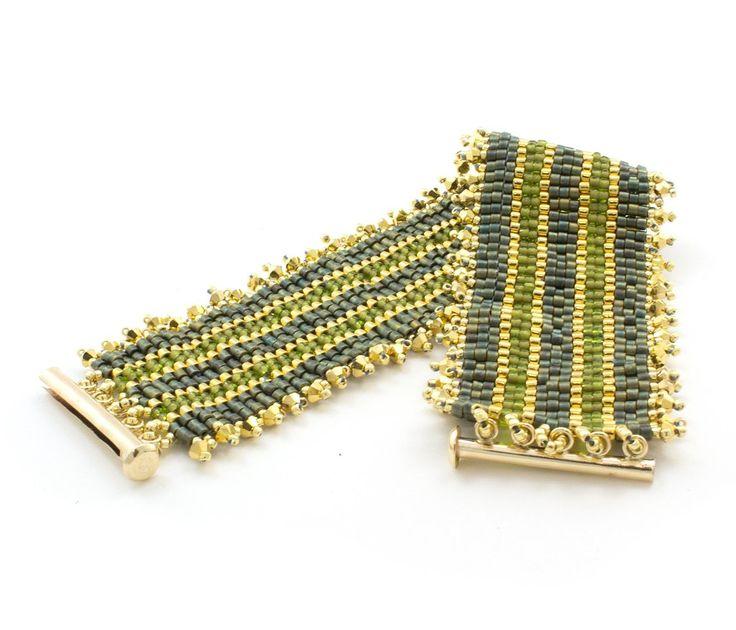 message keeper bracelet bead weaving kit lwyc the o