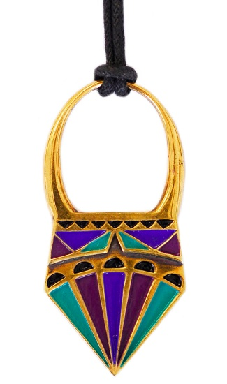 Zoemou - Hehewuti (Warrior Mother Spirit) Pendant