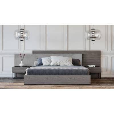 Mraz Platform 3 Piece Bedroom Set Lot 71 Bedroom 2 In 2019