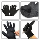 1 Pair kevlar Gloves Proof Protect Stainless Steel Wire -TRAVEL KITS | TravDevil - 1
