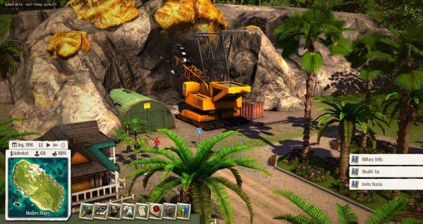 Tropico 5'in PS4 Sürümü 2015'e Ertelendi