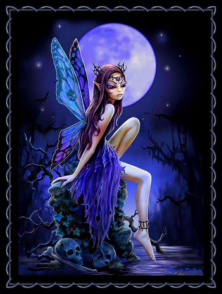 загадочная фея картинки флинт