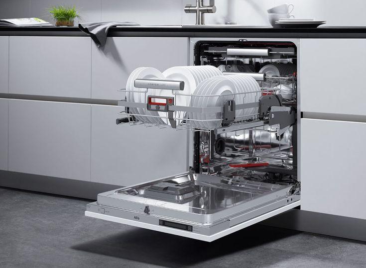 ComfortLift vaatwasser maakt uitruimen eenvoudig