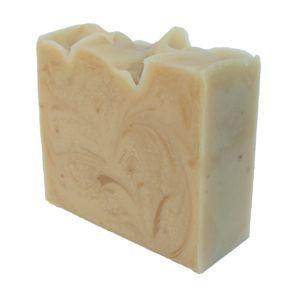 Buttermilchseife mit 100% naturreinem ätherischen Latschenkiefernöl - handgesiedete palmölfreie Milchseife