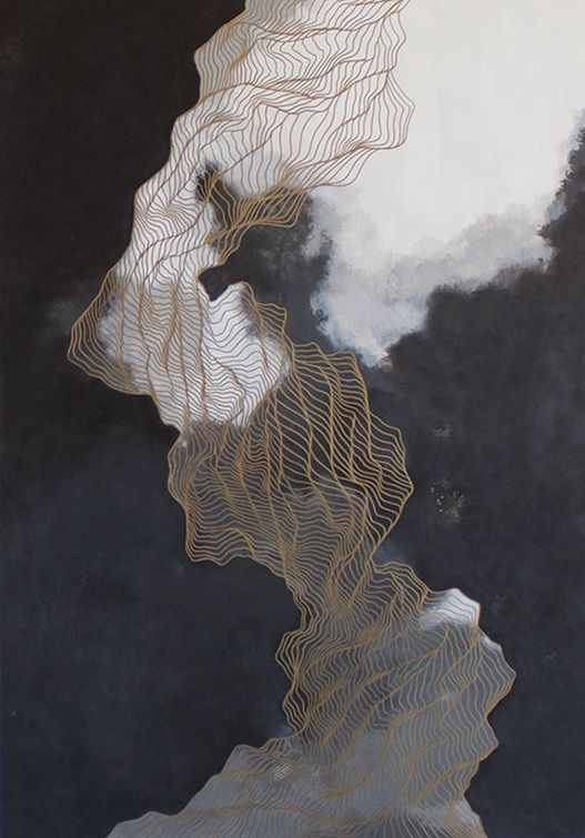 incense - Tracie Cheng Art