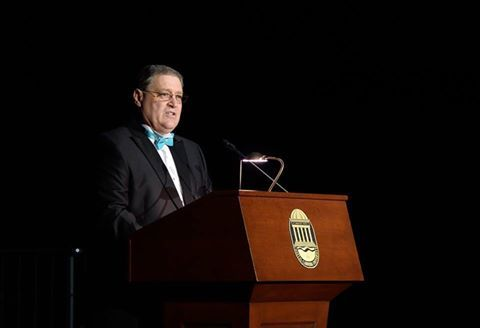On National Boss's Day, we wanted to say thank you to President DeCenzo for his leadership and vision. Coastal Carolina University is in good hands!