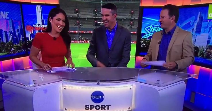 My Mel McLaughlin offering a drink is different to the Chris Gayle saga