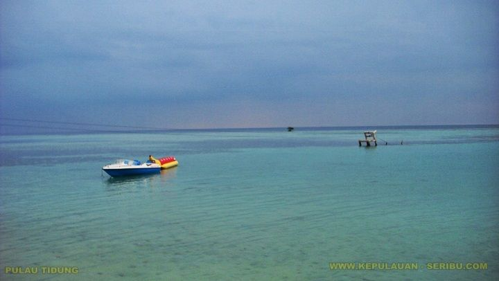 Pulau Tidung Island Pulau Seribu. http://kepulauan-seribu.com/pulau-tidung