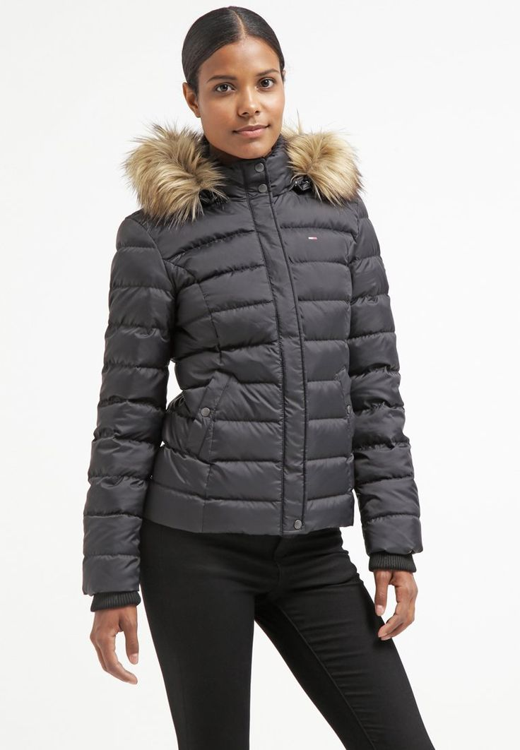 Hilfiger Denim MARTINA - Down jacket - tommy black for £132.00 (07/02/16) with free delivery at Zalando