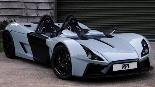 Elemental Cars, RP1 lightweight racer