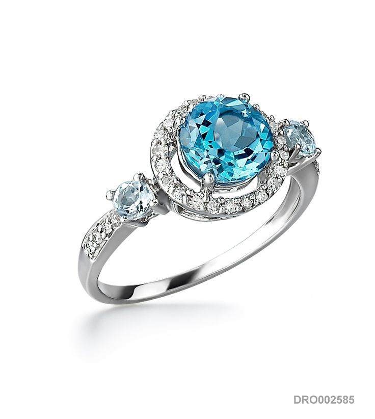 arthur kaplan | Designer Collections - Dream In Colour - > Sky Blue | Luxury jewellery and watch retailer with stores located in major shopping centres in South Africa.