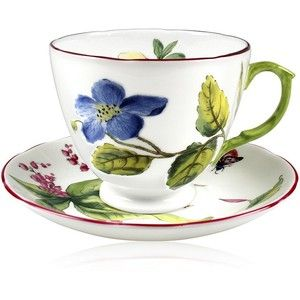Royal Collection Trust Chelsea Teacup and Saucer