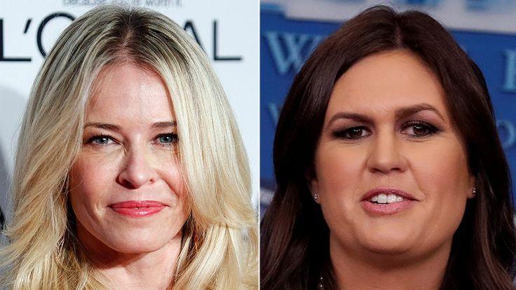 FOX NEWS: Chelsea Handler calls Sarah Sanders lewd names on her talk show sparking outrage