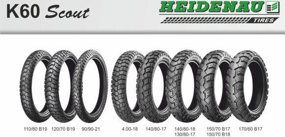 Recensione: Heidenau K60 Scout