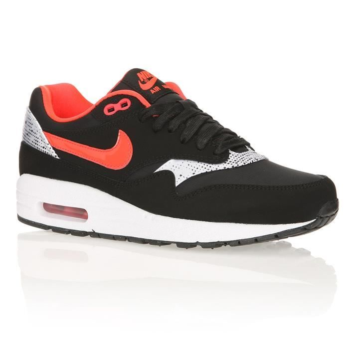 basket nike air max 1 essential rouge
