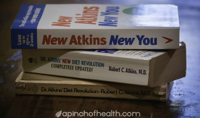 Atkins Inductions Rules and Food List