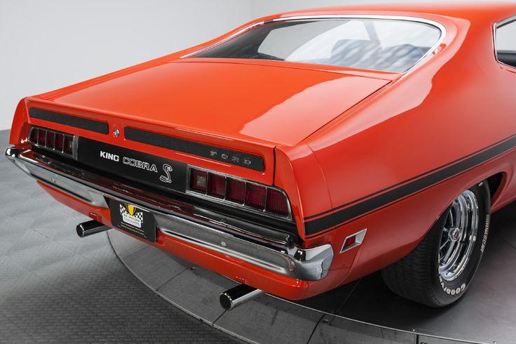 1970 Ford Torino King Cobra 1 of 2 Bud Moore Owned Torino King Cobra Boss 429