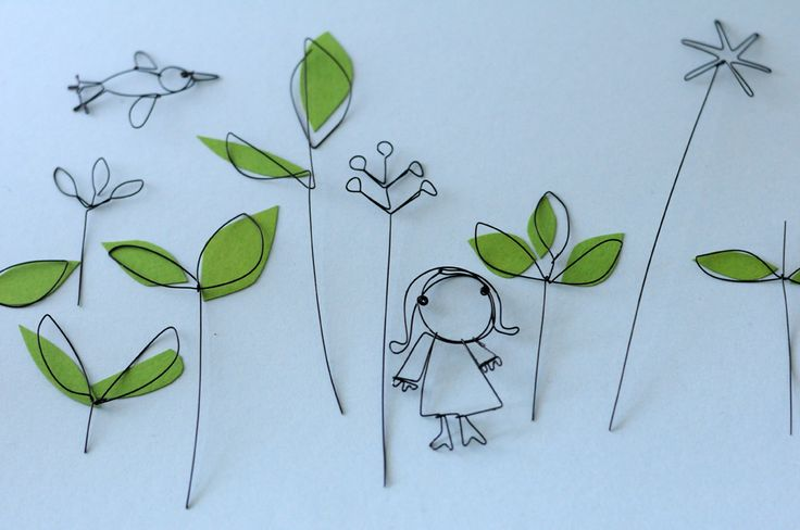 316 best wire things images on Pinterest | Wire crafts, Wire ...