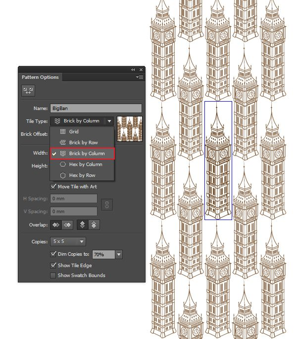 how to make a seamless pattern in illustrator cs6