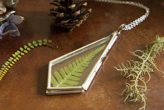 Check out this item in my Etsy shop https://www.etsy.com/ie/listing/469671093/real-fern-necklaceforest-jewelryirish