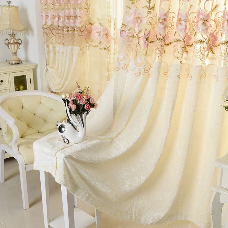 Free Shipping European Style Fashion Fancy Design Tulle: 25+ Unique Tulle Curtains Ideas On Pinterest