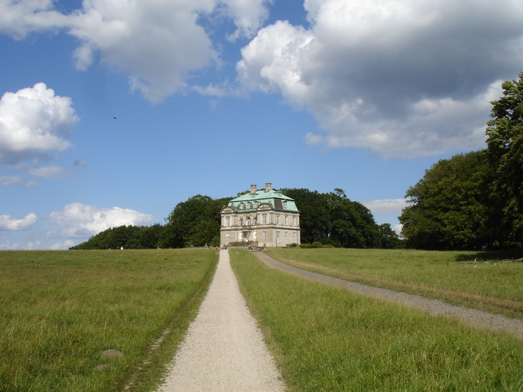"The Eremitage castle is the centre of the Royal Danish Deer Park, although it was built as late as 1735 while the Deer Park itself was already laid out in 1670. The Deer Park, the official Danish name being Jægersborg Dyrehave, was managed from Jægersborg castle; there was, however, in addition a small ""castle"" within the park which was later replaced by the Eremitage castle."