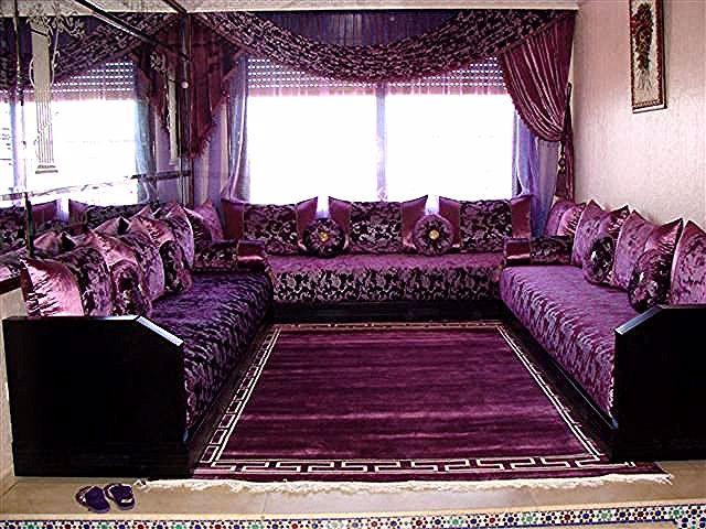 دهانات وديكورات منزليه باللون الموف 2014 اروع الديكورات باللون البنفسجي In 2020 Chaise Lounge Furniture Home