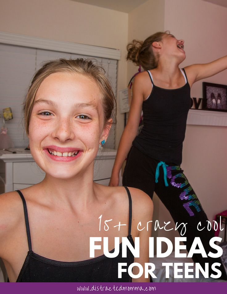 Discover the best fun ideas for teens!