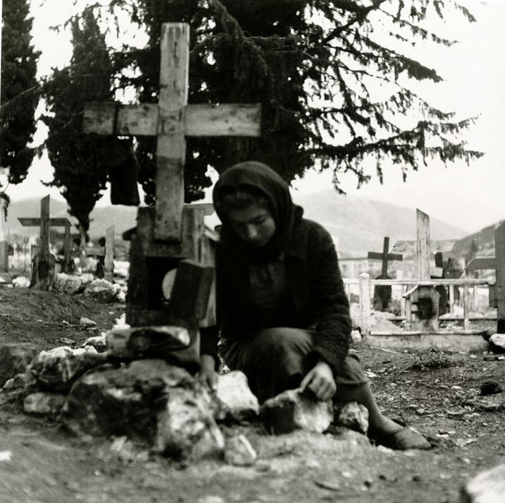 The Distomo massacre  was a Nazi war crime perpetrated by members of the Waffen-SS in the village of Distomo, Greece, during the Axis occupation of Greece during World War II.