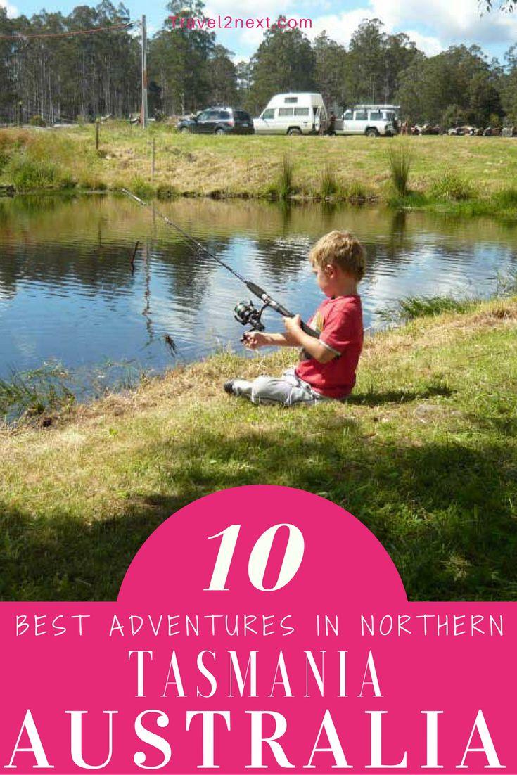 10 best adventures in northern Tasmania. Tasmania's Nort East corner has plenty to offer travellers who love adventure.