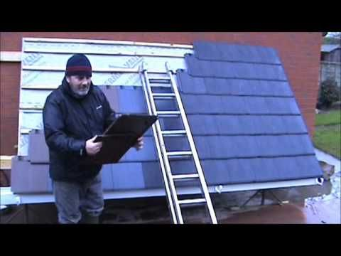 Envirotile - Best Performing & Strongest Recycled Plastic Roof Tile - YouTube