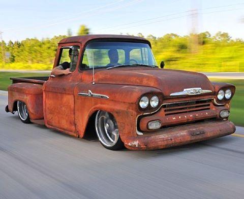 "lowfastfamous: ""Hot Wheels – Super trick Chevrolet getting its slammed out rol…Hans Wurst"