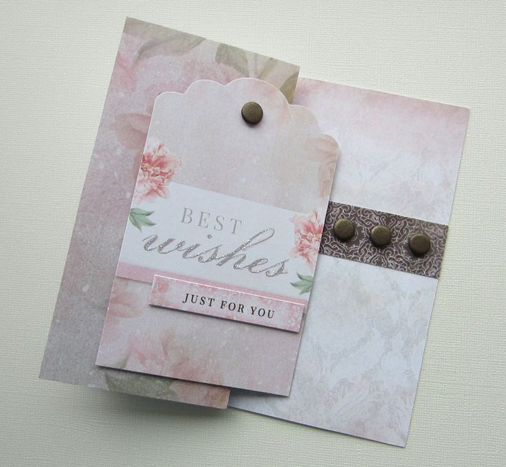 Designed by Kath Woods for Craftwork Cards using the Antiqued collection…