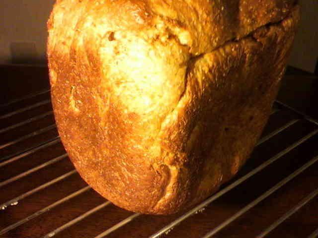 糖質制限!大豆粉ふすまパン。 やっと膨らむレシピ見つけた。