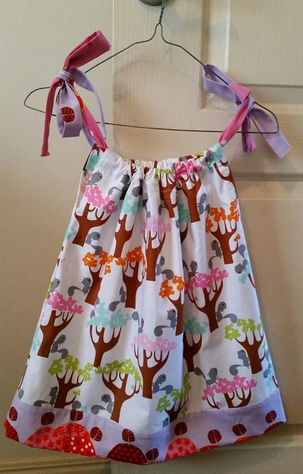 Little Miss Pillowcase Dress!  available in any size - fabrics on request  https://www.facebook.com/mbmaccessories1