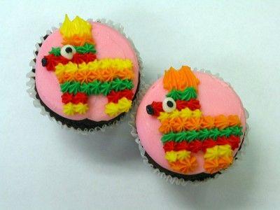 ✢ STYLE ✢ Viva México | Cupcakes Cinco de mayo!
