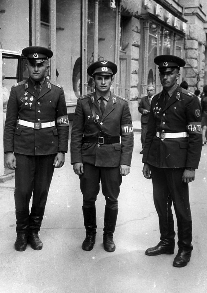 how to wear police medals on uniform