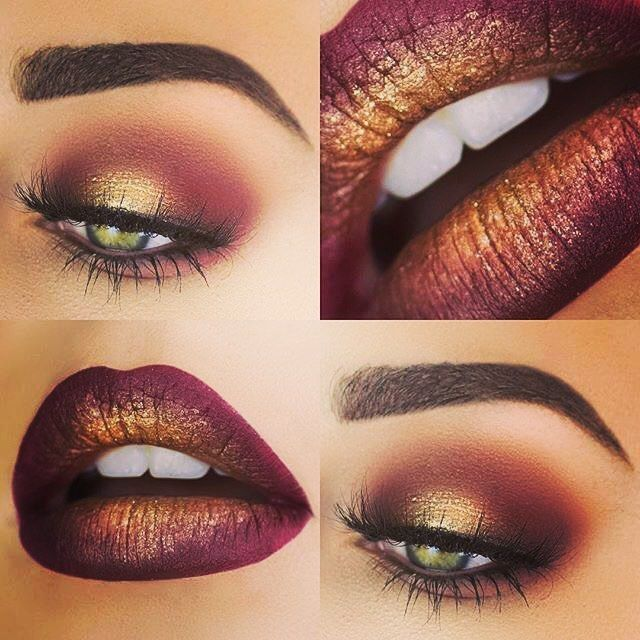 ✨Eye and lips seduction❤️. #makeup #instamakeup #cosmetic #cosmetics #lipsticklover #love #fashion #eyeshadow #lipstick #gloss #mascara #palettes #eyeliner #lip #lips #tar #concealer #foundation #powder #eyes #eyebrows #lashes #lash #glue #glitter #crease #primers #base #beauty #beautiful